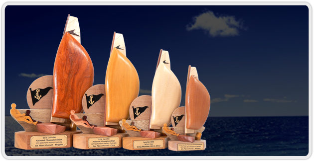 Dinghy Trophies