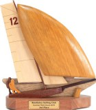 12ft skiff sailing trophy