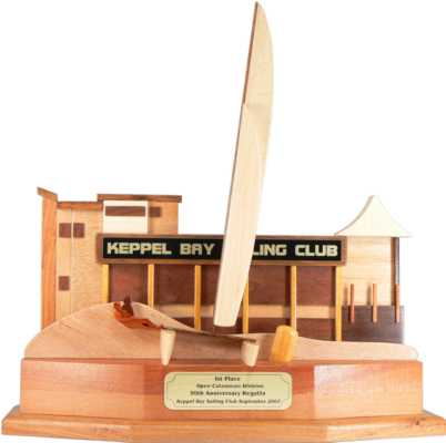keppel catamaran trophy