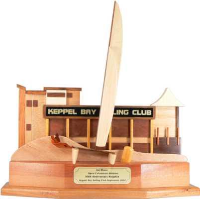keppel catamaran trophy