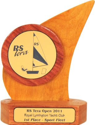 RS Tera sport budget sailing trophy