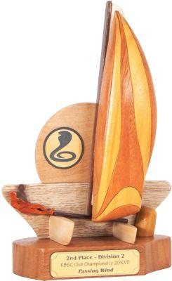 cobra sailing yacht trophy