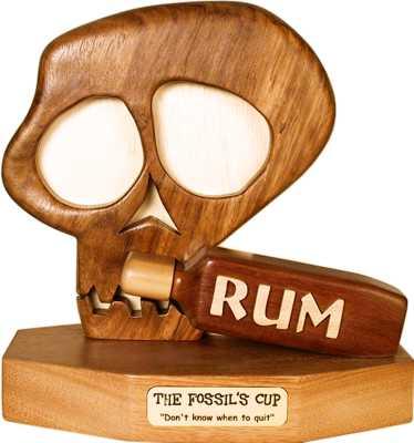 hard drinking pirates
