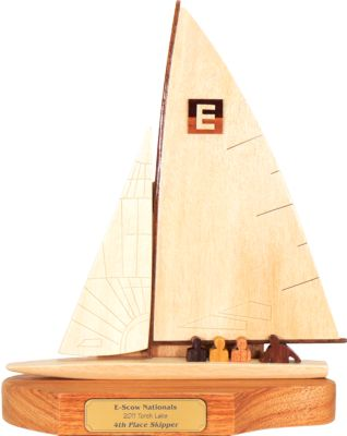 e-scow side sailing trophy