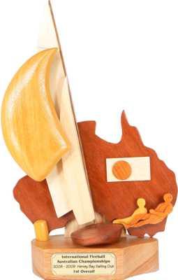fireball boat trophy