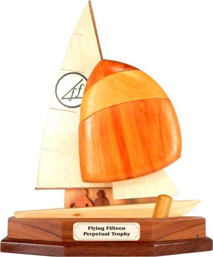 Flying Fifteen Perpetual Sailing Trophy