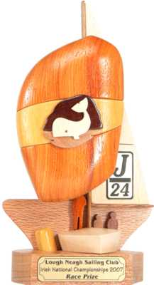 J24 Sailing Trophy
