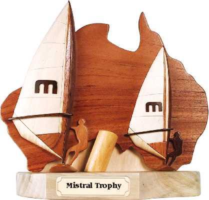sailboard trophy