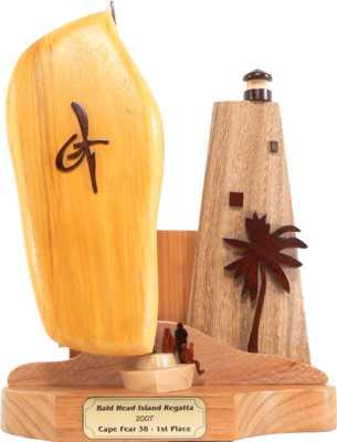 yacht trophy design