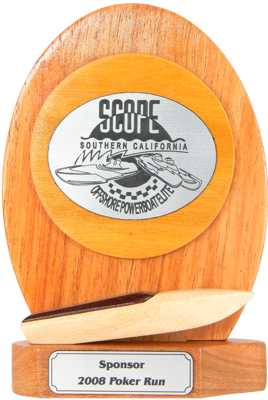 club logo design trophy
