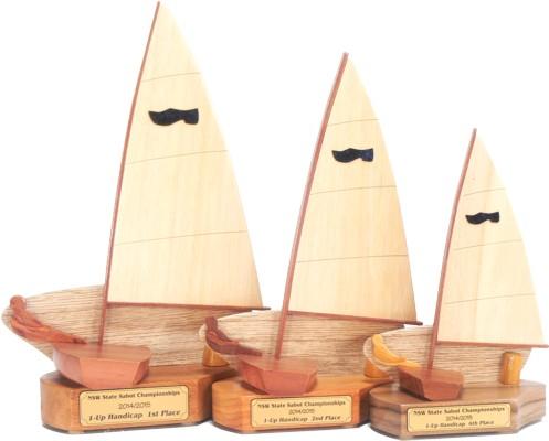 sabot sailing trophies