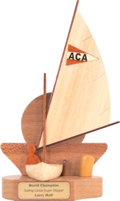 sailing_canoe_front_boating_trophy