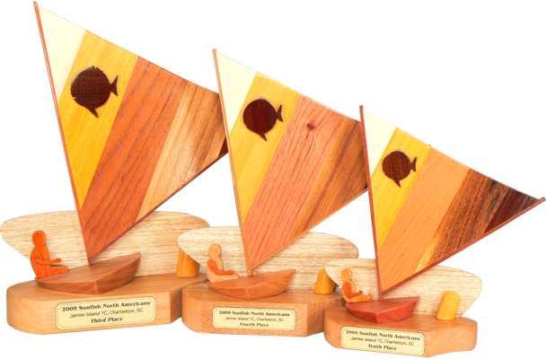 sunfish trophy