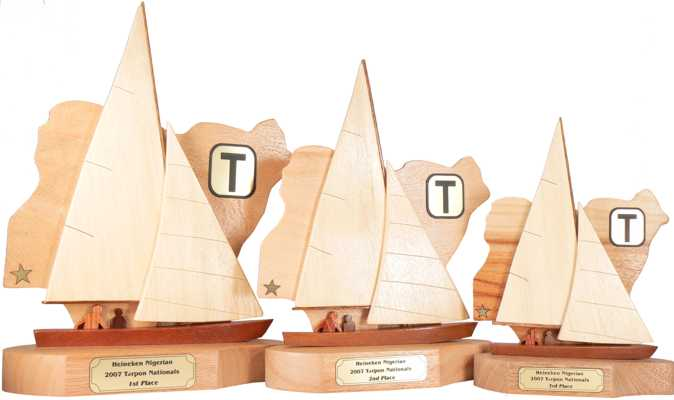 tarpon dinghy trophy