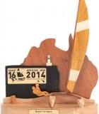 Hobie 16 sailing trophy