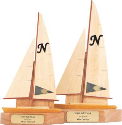 nirvana radio controlled sailing trophy