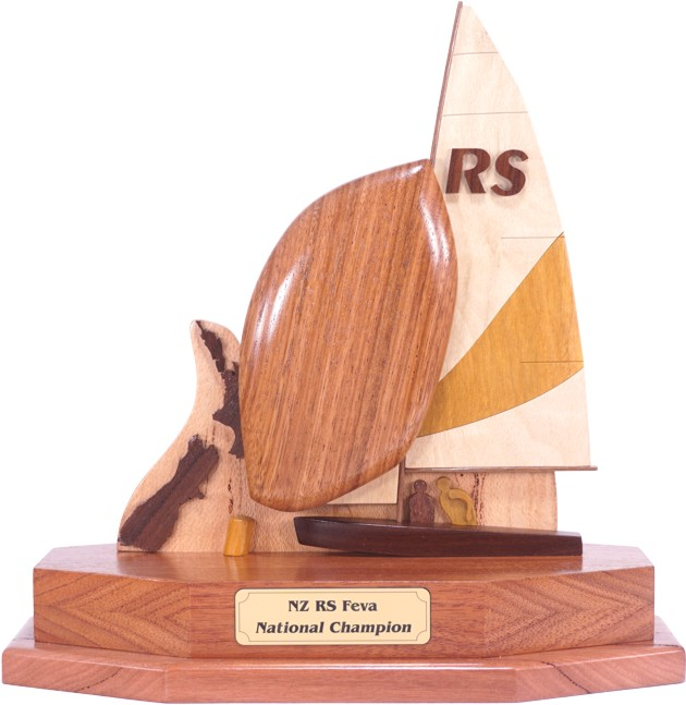 New Zealand RS Feva Perpetual Sailing Trophy