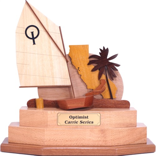 Optimist Finished Perpetual Trophy