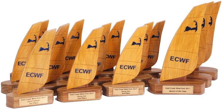 Windsurfer Sailing Trophies