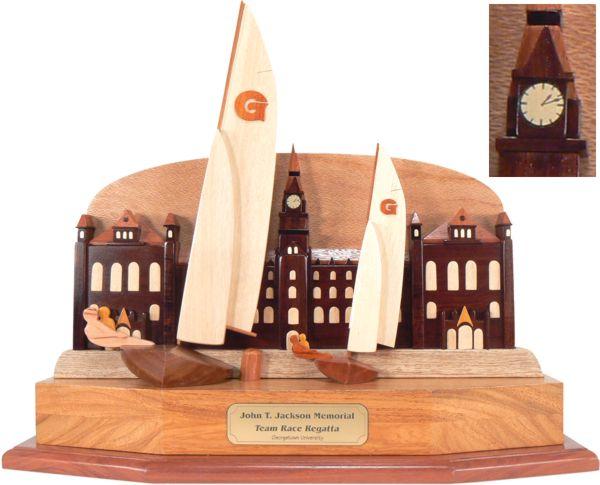 Georgetown University Flying Junior Perpetual Sailing Award