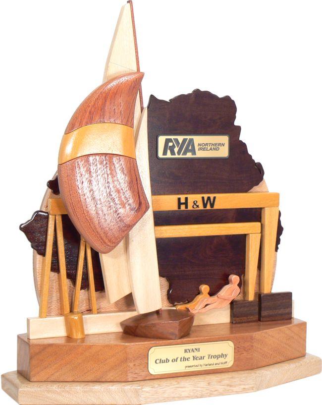RYANI Harland & Wolff Perpetual Sailing Award