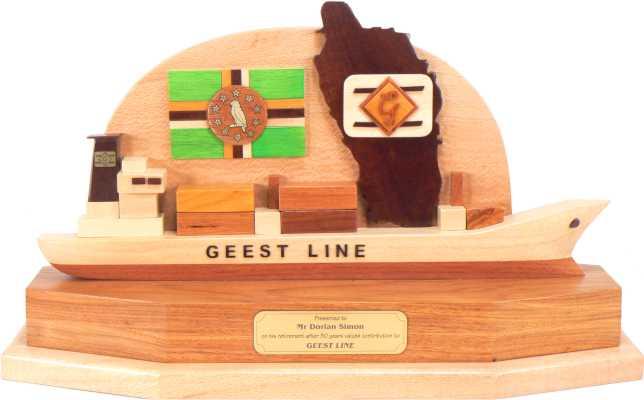 Geest Line Retirement Award