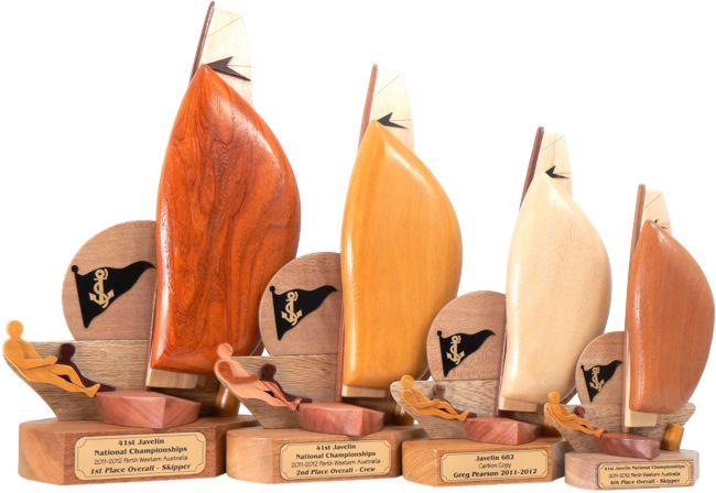 Javelin Sailing Trophies
