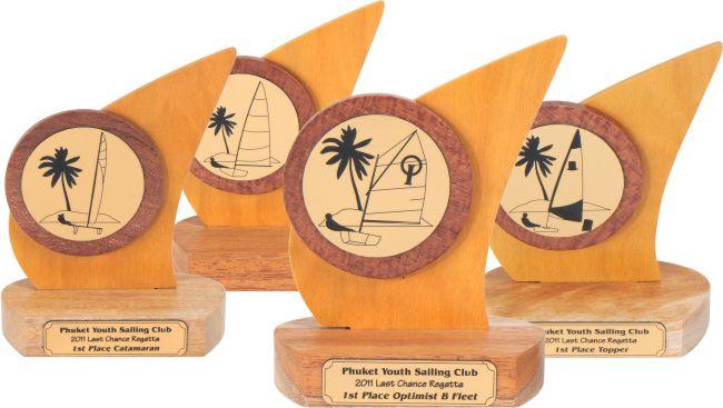 Budget Sailing Trophies