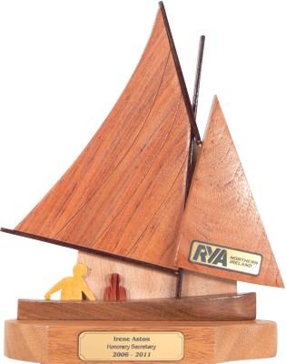 Old Gaffer Sailing Trophy