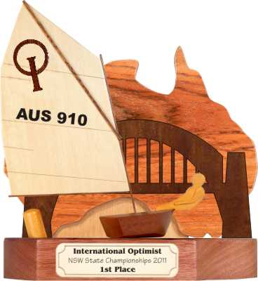 Optimist Sailing Trophy