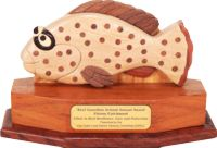 Spotty Fish Marine Park Award