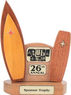 Aruba Hi-Winds Sponsor Trophy