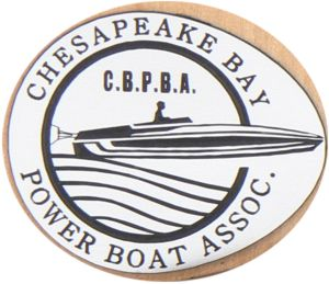 Chesapeake Bay Powerboat Trophy Engraving