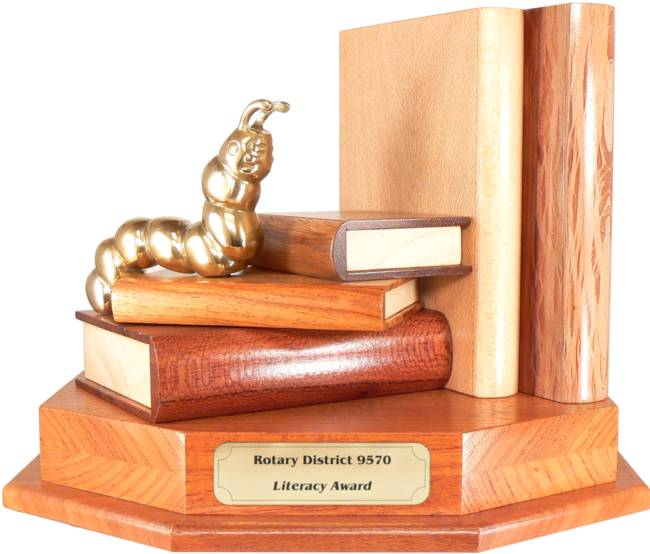 Corporate Literacy Award