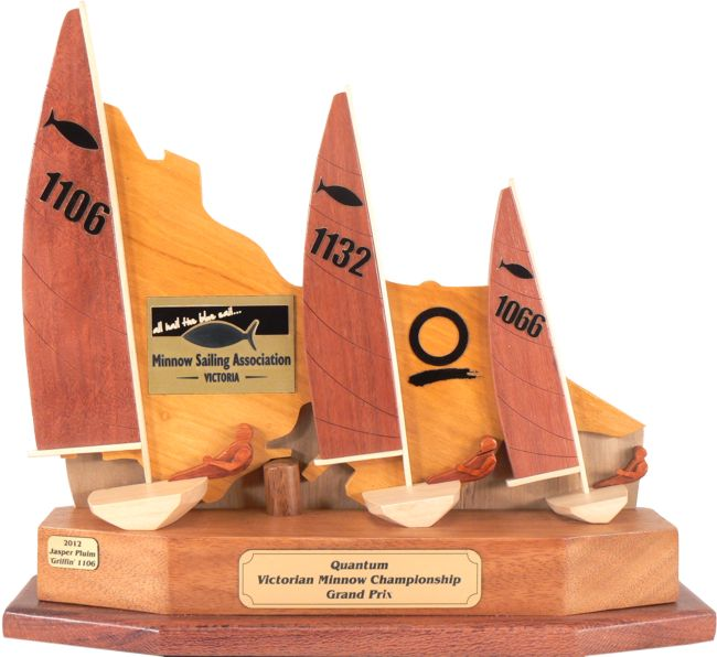 Minnow Perpetual Sailing Trophy