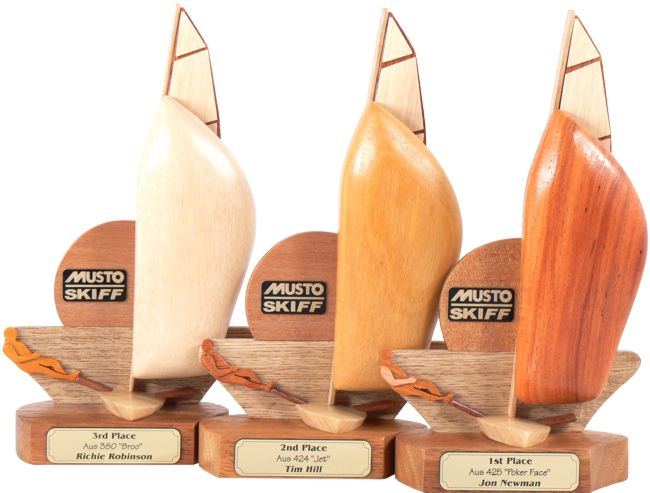 Musto Skiff Sailing Trophy