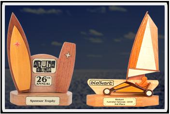 Kitesurfer Trophies
